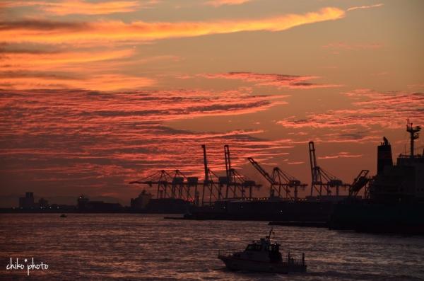 photo-748 港の夕暮れ4-2