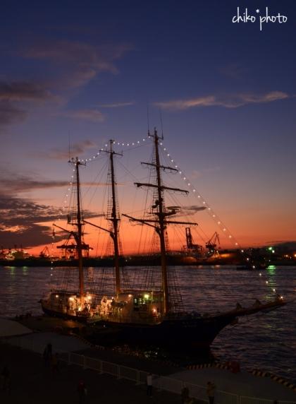 photo-749 港の夕暮れ5