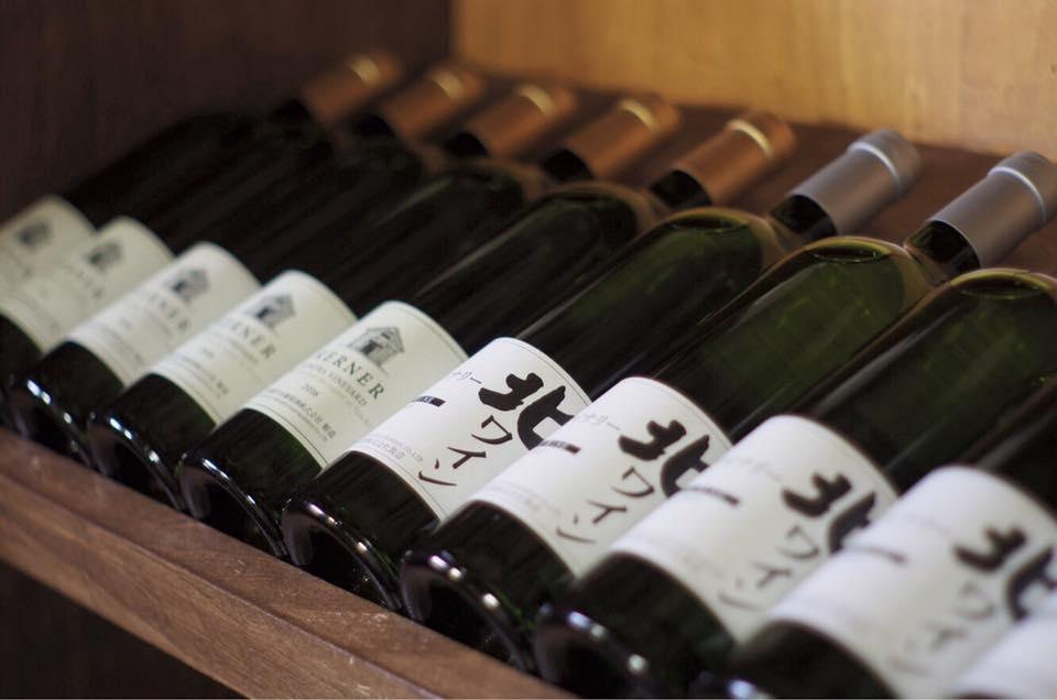 ワイン新旧