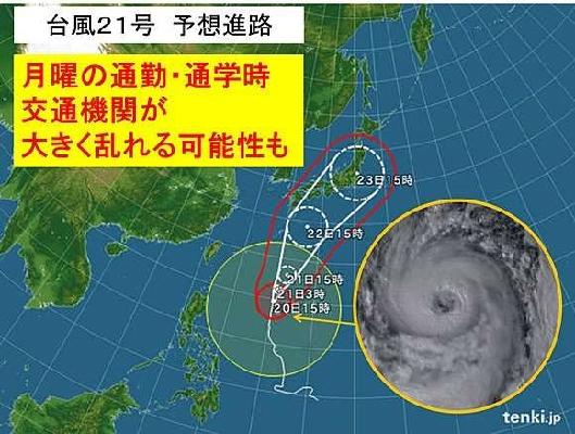 台風 選挙