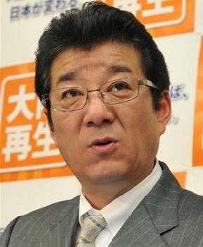 松井一郎  知事