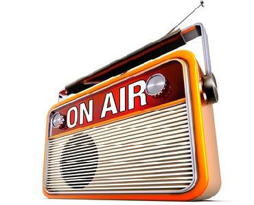 ラジオ  電波