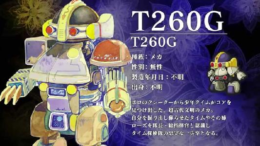 サガ  T260G