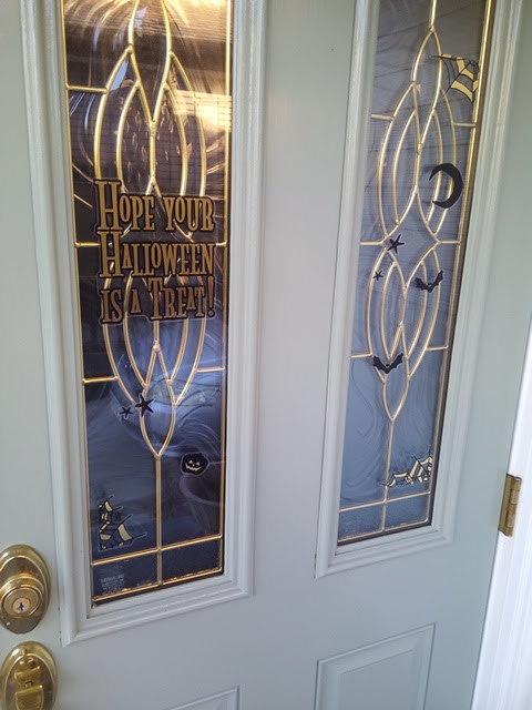 ハロウィンのドア
