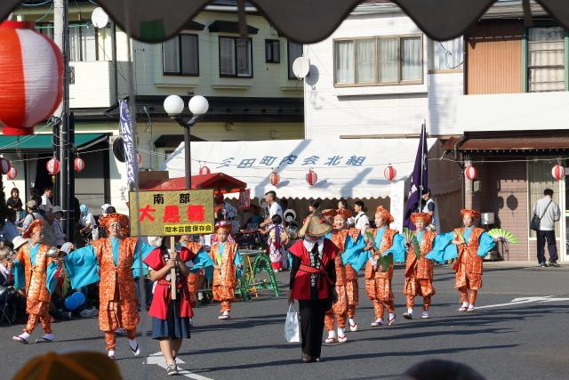 おいらせ下田祭り12