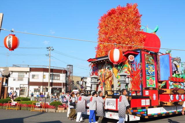 おいらせ下田祭り17