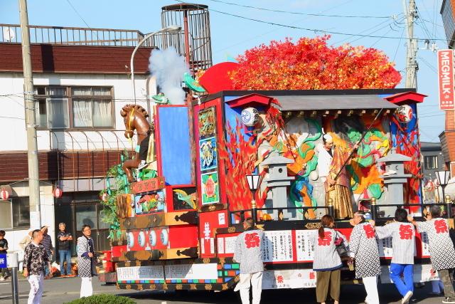 おいらせ下田祭り18
