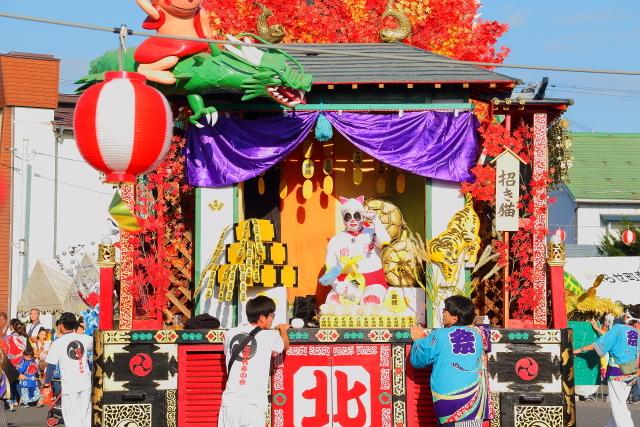おいらせ下田祭り21
