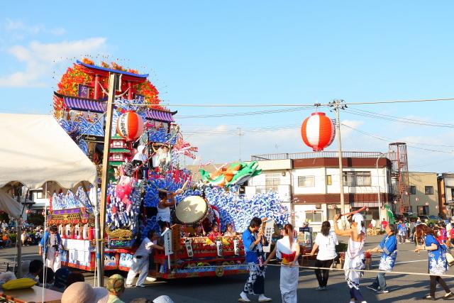 おいらせ下田祭り37