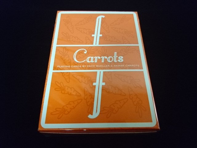 Fontain Playing Cards Carrots by Anwar Carrots (1)