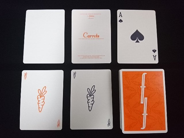 Fontain Playing Cards Carrots by Anwar Carrots (5)