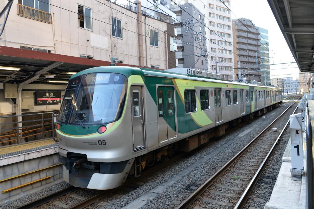 東急 7000系 1