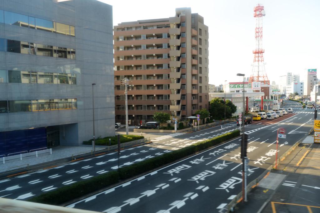 国道1号線(第2京浜国道)