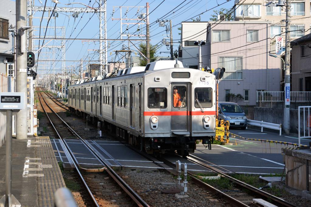 東急7700系 1