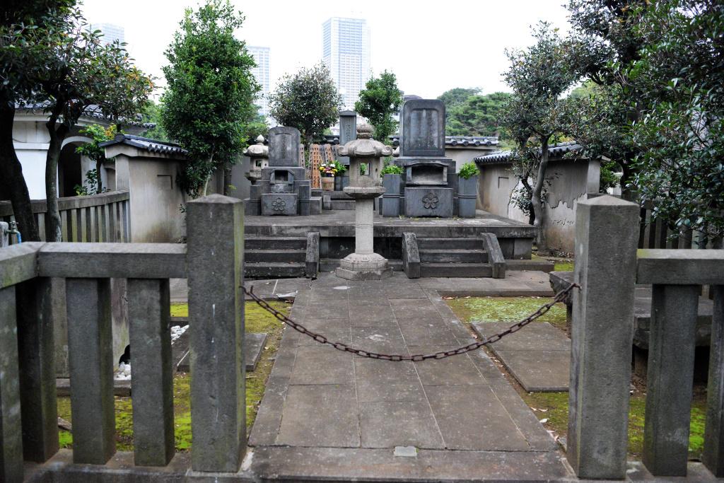 團家 墓所