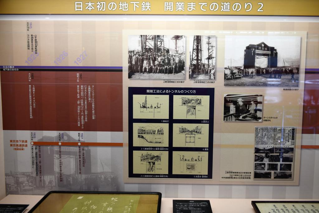 地下鉄の歴史 2