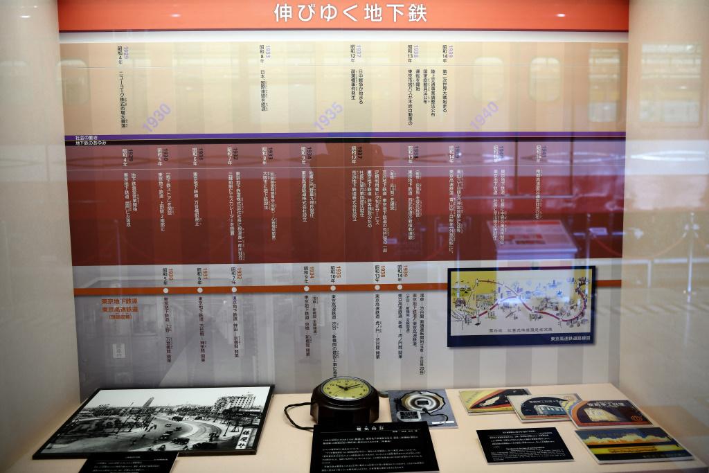 地下鉄の歴史 3