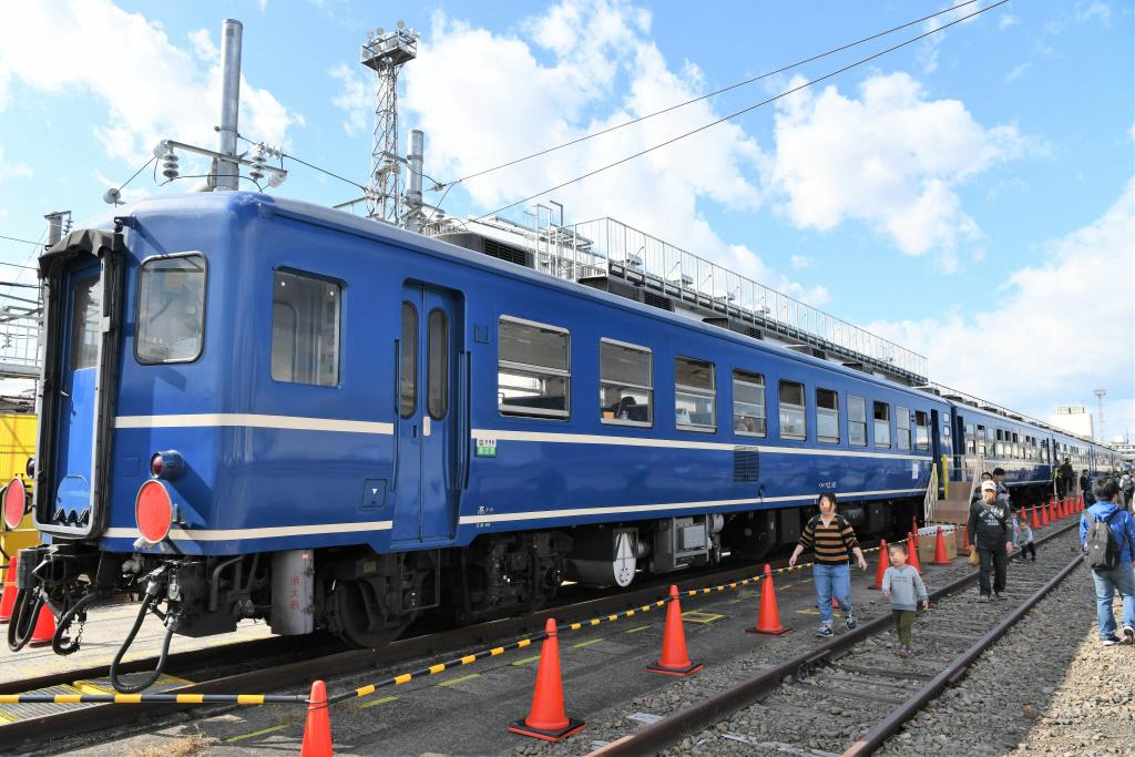 12系イベント用客車