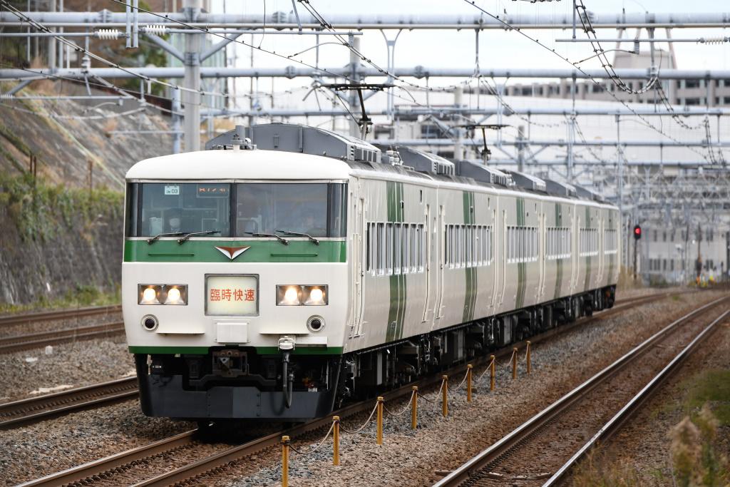 ホリデー快速 鎌倉号 2