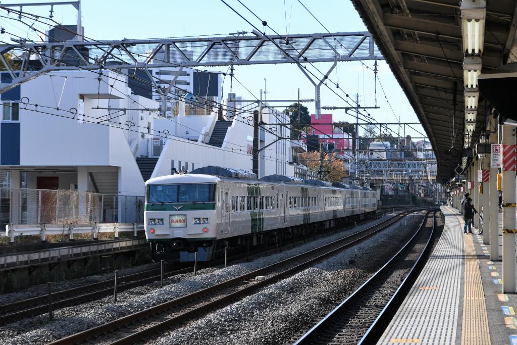 ホリデー快速鎌倉号 3