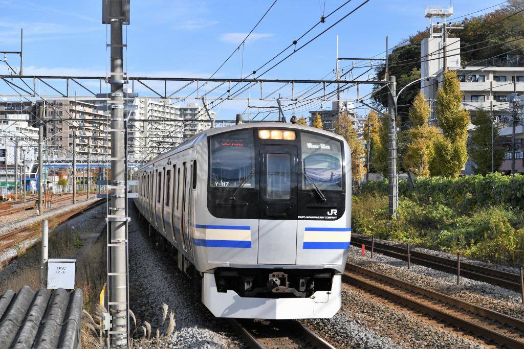 横須賀線 919S