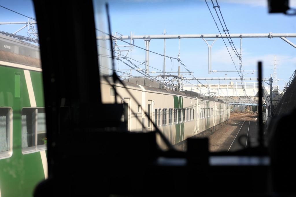 横須賀・東海道 並走 1