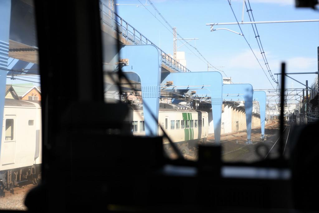 横須賀・東海道 並走 2