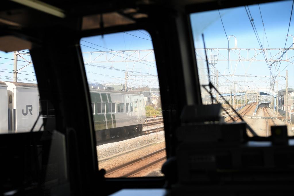 横須賀・東海道 並走 3