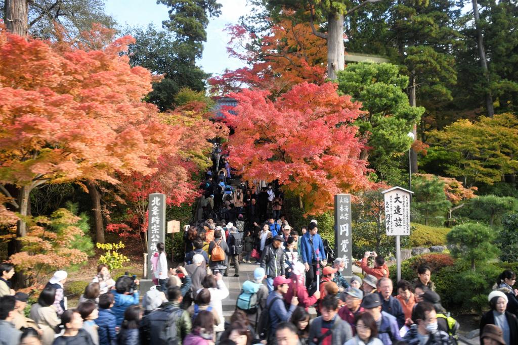 円覚寺前 2