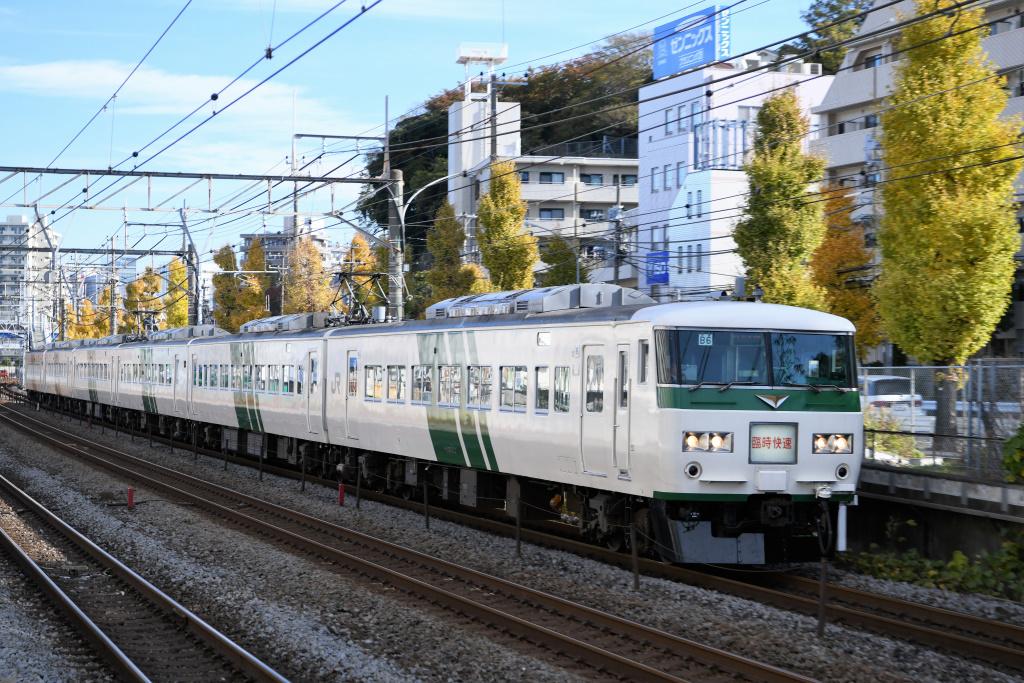ホリデー快速鎌倉号 2