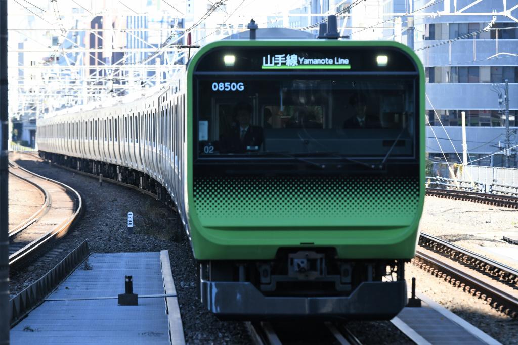 山手線 E235系 1