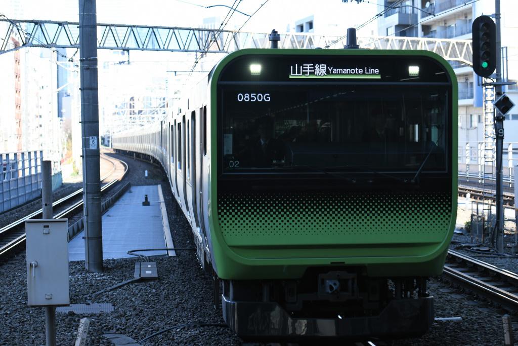 山手線 E235系 2