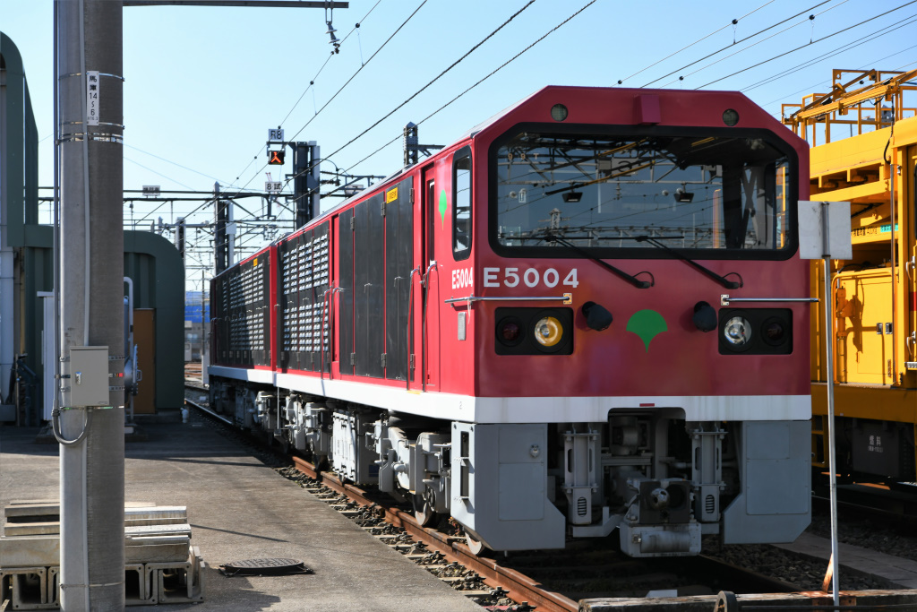 E5000形 電気機関車