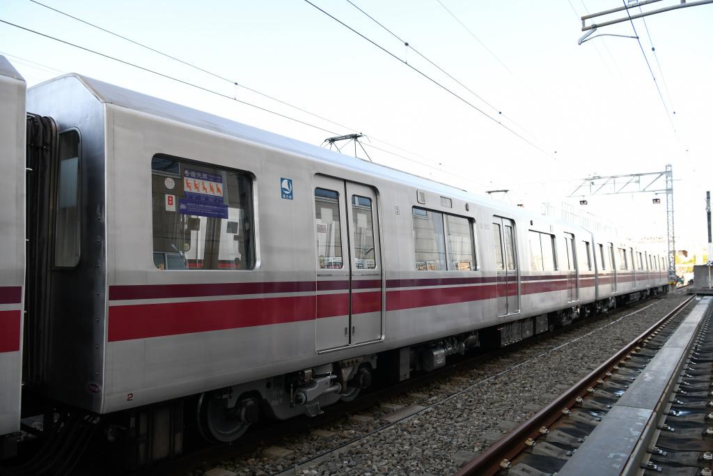 都営大江戸線用 12-000形車両