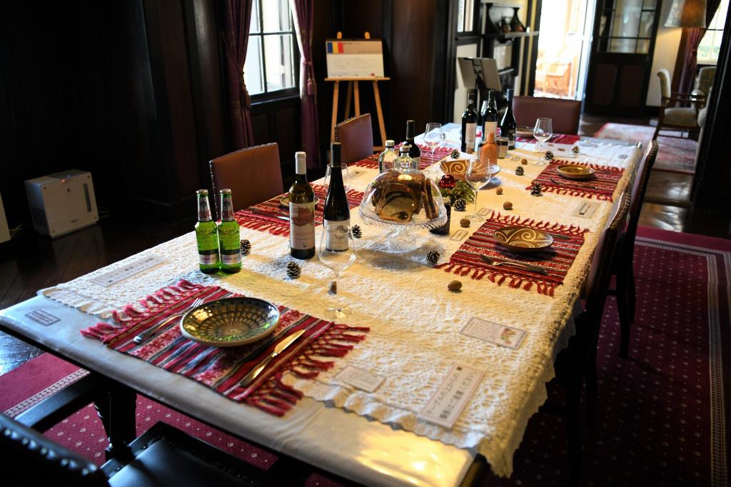 ルーマニアの食卓