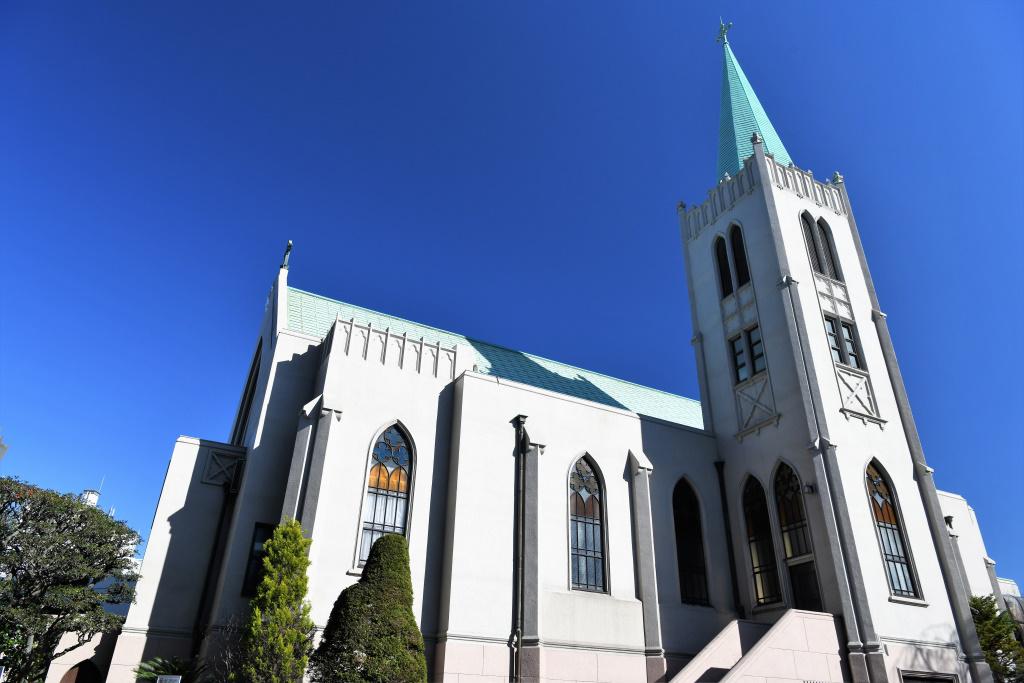 カトリック山手教会 外観