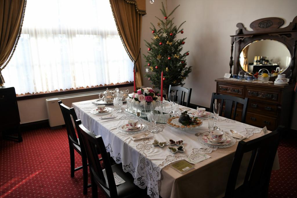 イギリスの食卓