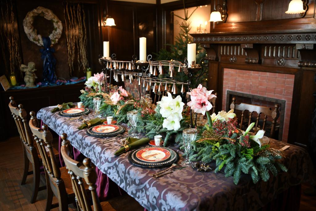 フランスの食卓