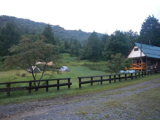 大平峠県民の森キャンプ場