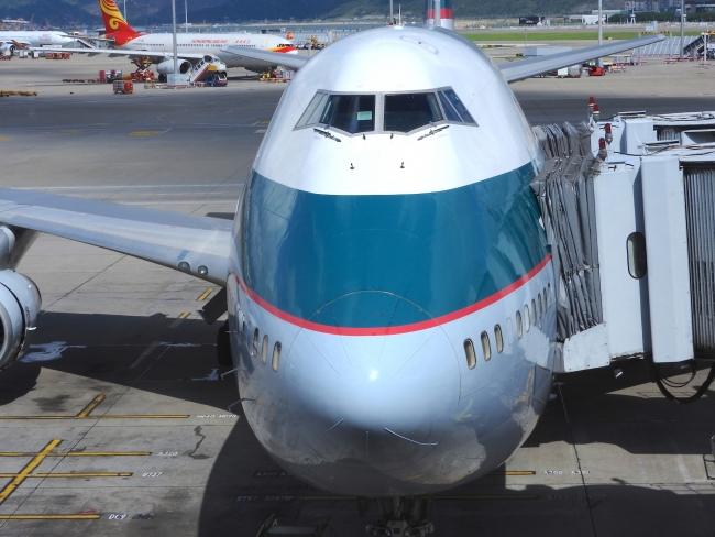 B747-400 B-HUI