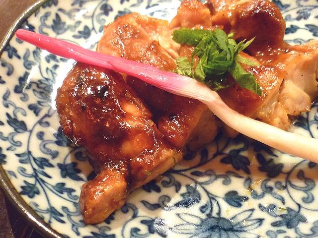 鶏の西京焼きアップ