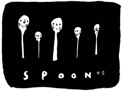 SPOON_5ロゴ
