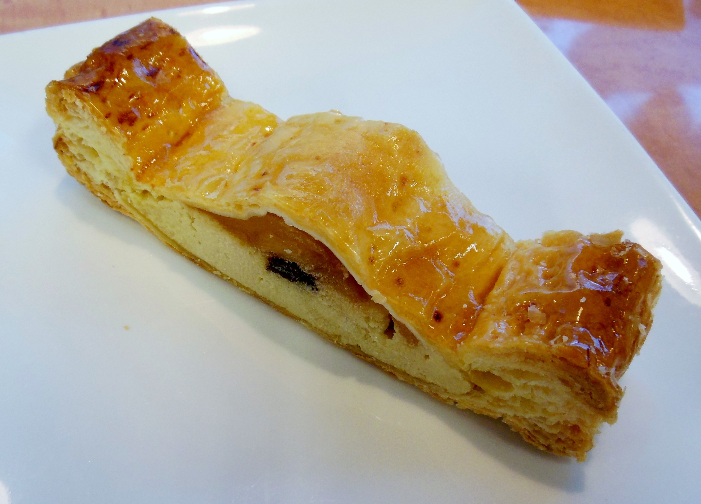 りんごとサツマイモのパイ