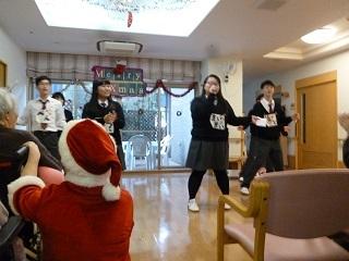 クリスマス会3-3