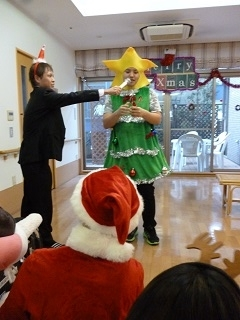 クリスマス会3-2