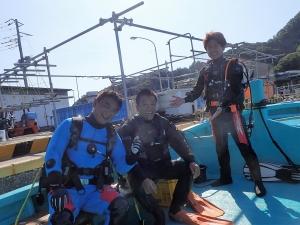 勝山ダイビング (1)