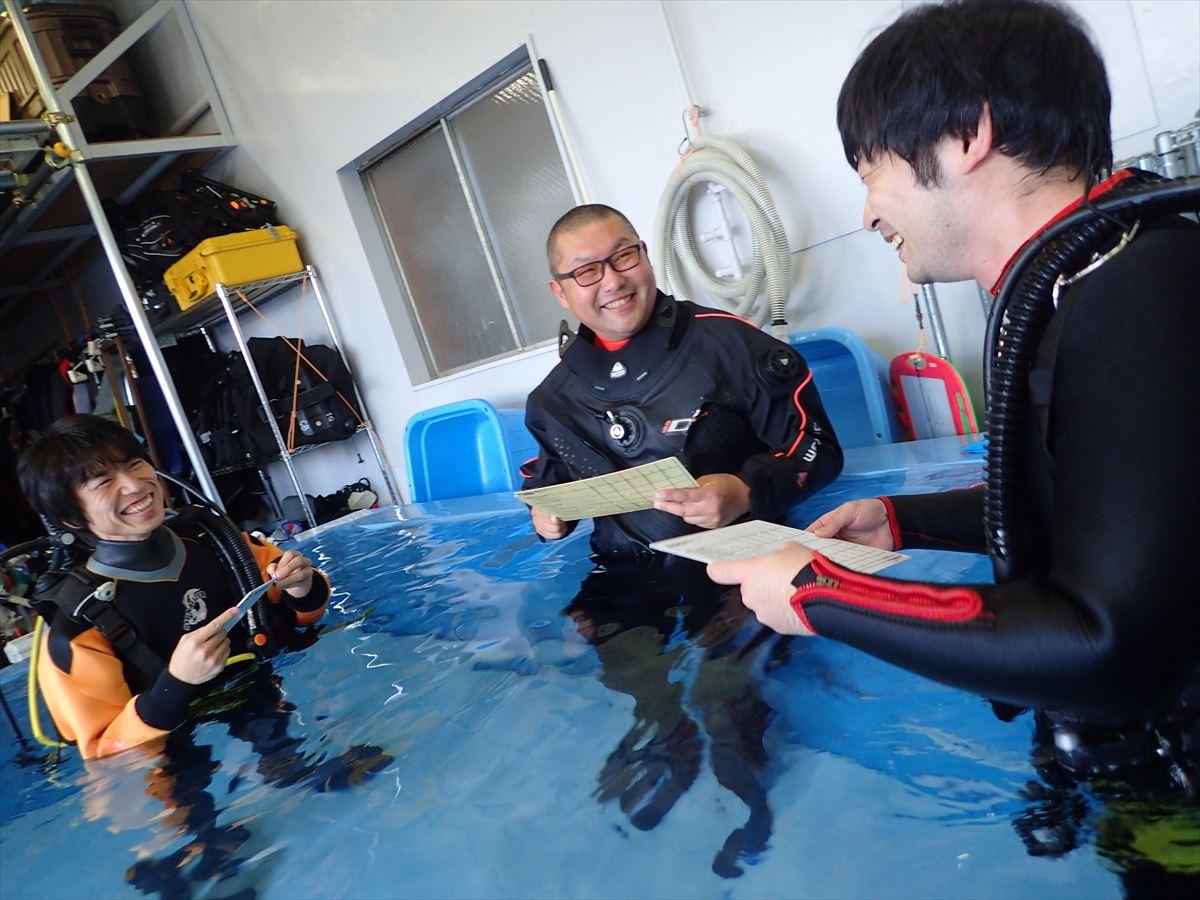 千葉ダイビングインストラクターコース (18)