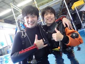 千葉ダイビングインストラクターコース (28)