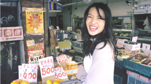 ISEKI「街 feat矢島舞美」MV04
