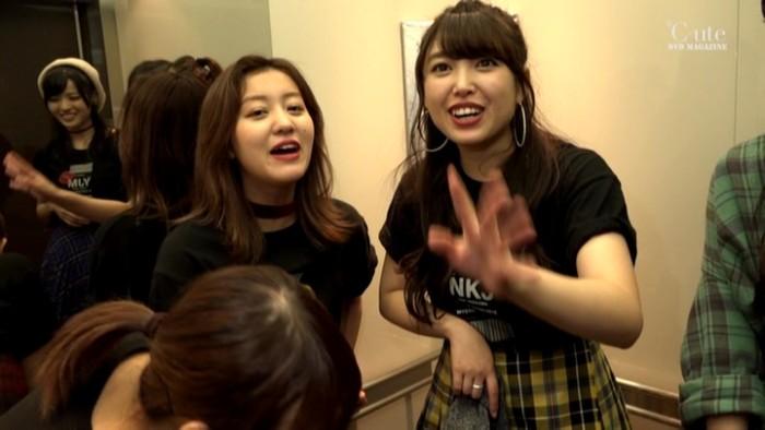 Dマガ73-46NHK大阪ホールのエレベーター